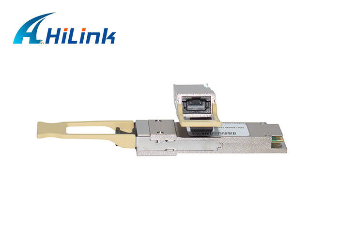 MPT MPO QSFP+ Transceiver 40GBASE-SR4 MMF 850nm 150M Compatible With Huawei Switches